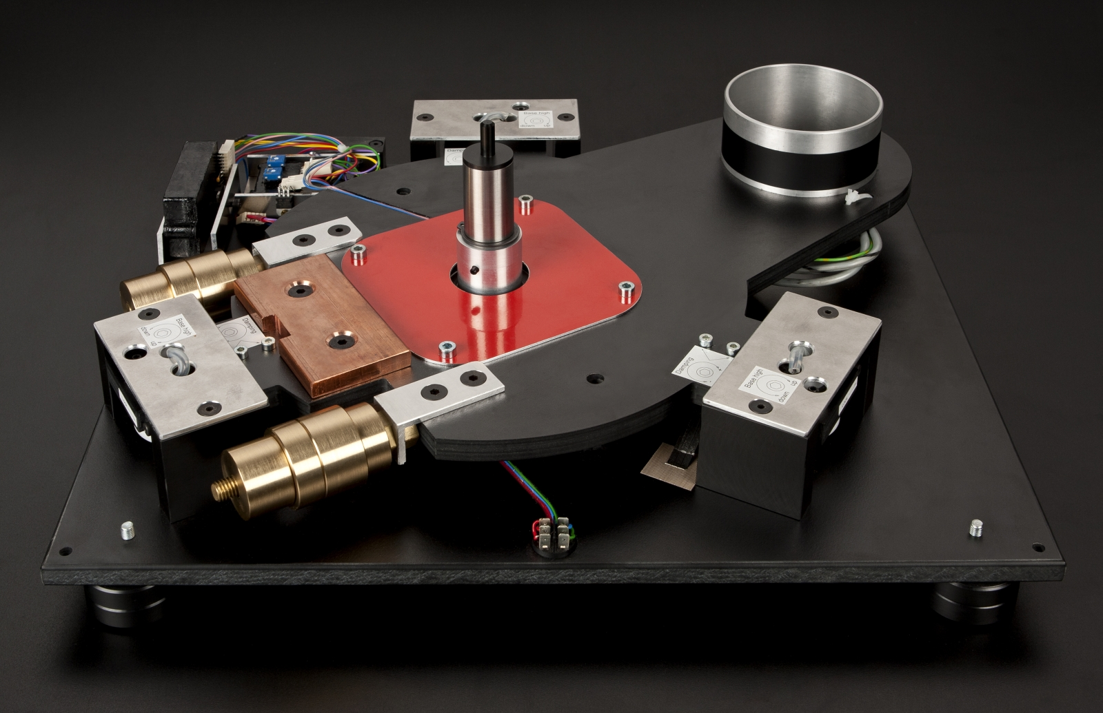 Stst Turntable